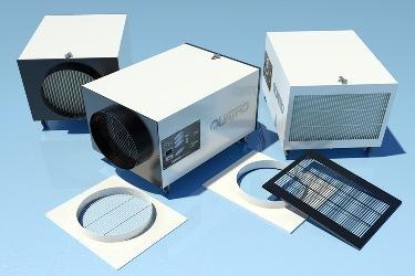 Air Filtration Systems Hospital Healthcare Medical Clinics